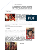 Etnia de Guatemala Con Imagen 22