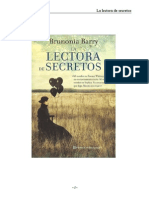 Barry, Brunonia - La Lectora de Secretos