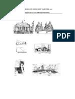 Arquitectura o Arquitecturas