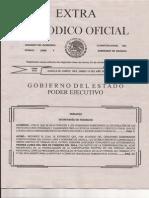 Periodico Oficial 15ENERO2014