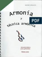 Armonía básica para guitarristas vol.1