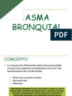 asma bronqueal