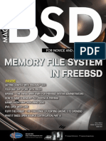 2011.08. Memory Filesystem in FreeBSD