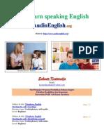 Audio English.org