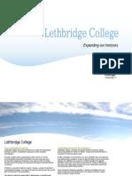 Expanding Horizons - Lethbridge College