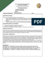 Bioquimica Medica II 2010 Actualizada