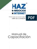 Manual Haz + Negocios x Internet