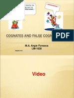 Cognates and False Cognates