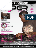 Hyper Magazine Vol 1 Issue 1