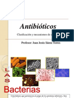 ANTIBIOTICOS GERIATRIA