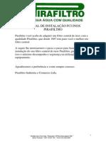 Manual de Instalacao FCI 1000 - Pirafiltro