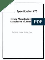 CMAA-70 _ Cranes