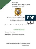 Informe Final N°01 Configuracion en Cascada