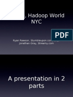 Hadoop World