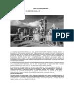 La compañía de Cemento Gibraltar