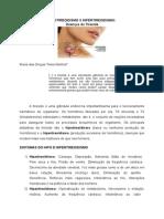 Hipotireoidismo x Hipertireoidismo