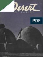 194410 Desert Magazine 1944 October