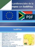 Relaciones preferenciales de la Unión Europea con Sudáfrica