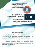 Arquitectura y Auditoria