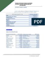 Ejercicios de Balance General(2014)