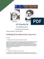 Feisal 15 Cartas IX a La XX Al-Murayaat-Las Referencias