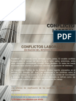 Conflicto Laboral Anita