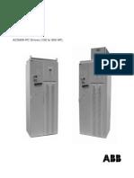 ACS800-PC Hardware RevA