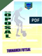 Proposal Futsal LKS