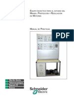Manual de Practicas Paneles Aut Electricos SCHNEIDER - Contactores