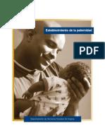 Determinacion de La Paternidad