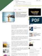 ¿Cómo tener una empresa competitiva_, Trabajo y educación - FinanzasPersonales.com