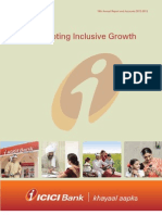 ICICI Bank Annual Report FY2013