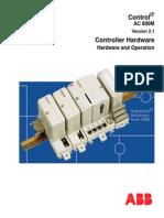 AC800M Manual, ABB