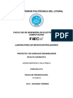 Informe Pry Parcial