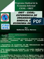 la experiencia latinoamericana en la economia informal