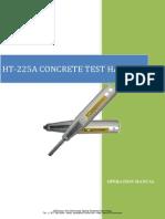 Sadt Ht 225a manual book for user