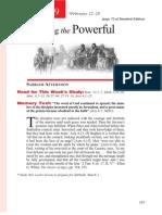 1st Quarter 2014 Lesson 9 Discipling the Powerful Teachers' Edition