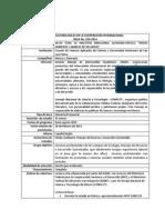 Convocatoria No. 010 Becas para la Maestría Binacional Alemania-México Medio Ambiente y Manejo de Recursos