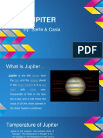 jupiter presentation-science