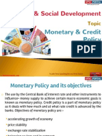 21(B) Monetory Policy_0