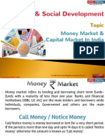 22(a) Money Market and Capital Market in India_0
