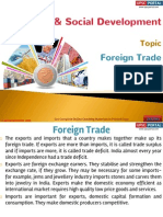 28(a) Foreign Trade_0