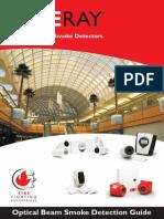 FIRERAY-Optical Beam Detectors