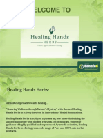Constac for constipation treatment by healing hands herbs