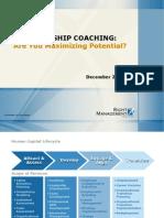Leadership Coaching to FMI December19-Final