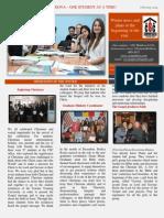 Newsletter CSC