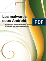 Analyse de Malwares Sous Android