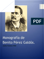 Mono Graf i a de Benito Perez Gal Dos