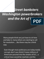 Ziad Abdelnour By Wall Street Banksters - Washington Powerbrokers and the Art of War