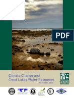 Climate Change and Great Lakes Water Resources Report